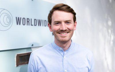 Worldwide FM talk at Glug x WeTransfer Event